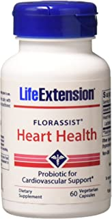 FLORASSIST Heart Health 60 Vegetarian Capsules-Pack-2