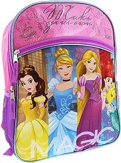 Best pink disney princess backpack Reviews