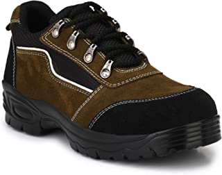 Graphene Pure Leather steel toe safety shoe, R 501 (8)