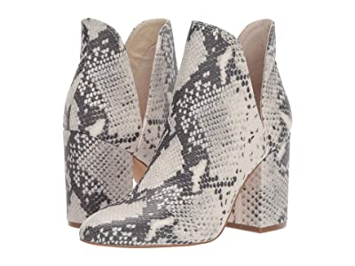 Steve Madden Rookie Bootie (Natural Snake) Women