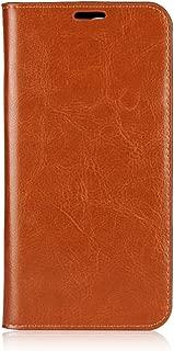 oneplus 5t leather flip case