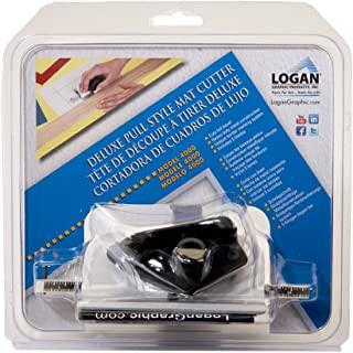 Logan Graphics 702-1 Replacement Pull Style Bevel Cutting Head For Logan Graphics Products 450-1 Artist Elite, 550-1 Simplex Classic and 750-1 Simplex Elite.