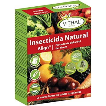 Insecticida natural del árbol del Neem 15 ml: Amazon.es: Jardín