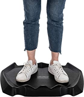 "Matladin Premium Anti-Fatigue Mat for Standing Desk Mats for Office, Comfort Mats Standing Desk Floor Mat Anti Fatigue Mat Standing Desk Mat Anti Fatigue Thick with Varied Terrain (24""x 18.8"")"
