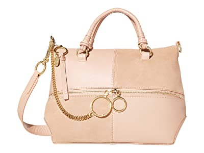 See by Chloe Emy Shoulder Bag (Powder) Handbags