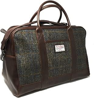 tweed overnight bag