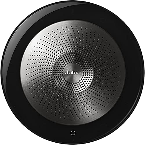 Jabra Speak 710 UC Wireless Bluetooth Speaker for Softphone and Mobile Phone – Easy Setup, Portable Speaker for Holdi...