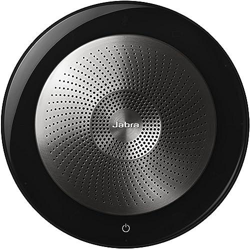 Jabra Speak 710 UC Wireless Bluetooth Speaker for Softphone and Mobile Phone – Easy Setup, Portable Speaker for Holdi...