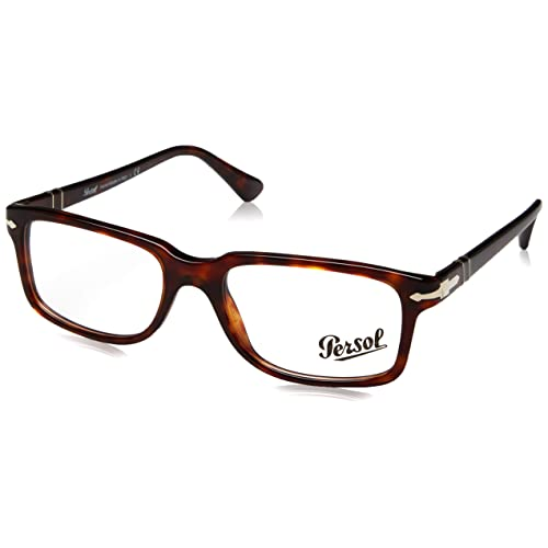 d2355b49cb9 Persol Men s PO3130V Eyeglasses Havana 54mm