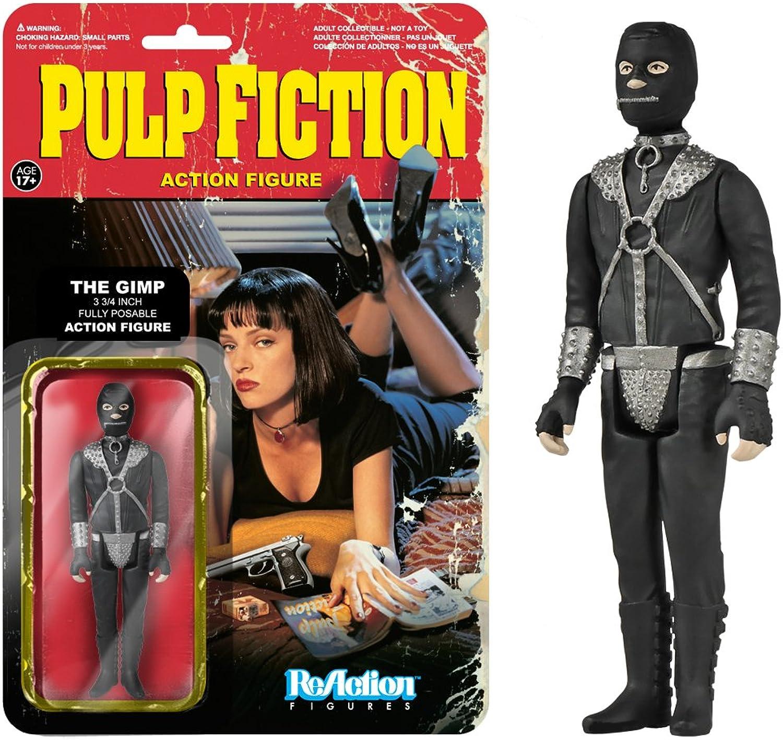 Pulp Fiction ReAction Actionfigur Wave 2 The Gimp 10 cm B00IOSZ9LU Hat einen langen Ruf  | Perfekt In Verarbeitung