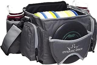 Dynamic Discs Soldier Cooler Disc Golf Bag Insulated Cooler Compartment Adjustable Shoulder Strap 2 Drink Holders and Pockets