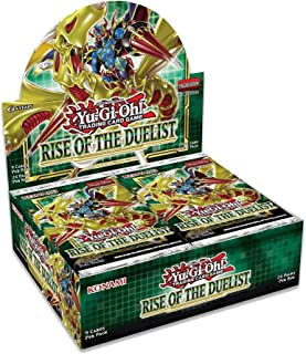 YuGiOh Rise of The Duelist Booster Box