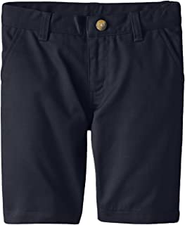 Lee Boys' Classic Flat Front Twill Short