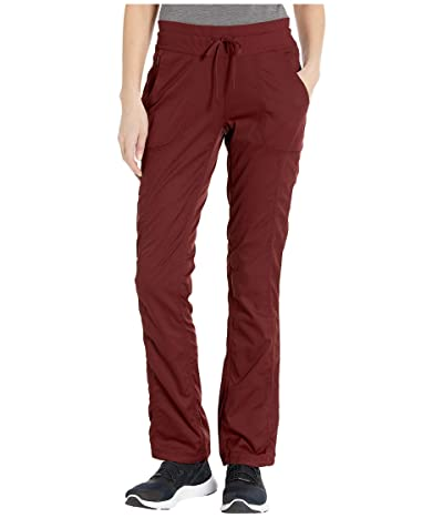The North Face Aphrodite 2.0 Pants (Barolo Red) Women