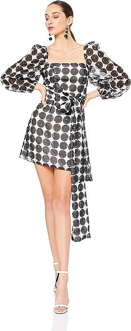 Talulah Women's Honeycomb Mini Dress