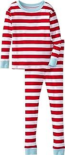 New Jammies Boys' Holiday Snuggly Pajama Set