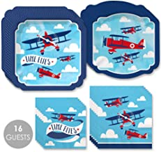 Best airplane birthday party plates Reviews