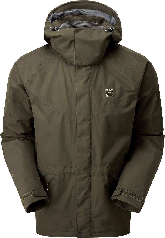 Sprayway Mens Jacket Gifts Max 90% OFF Kenmore