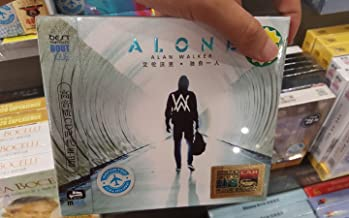 ALAN WALKER ALONE 3 DISC 54 SONGS TAIWAN IMPORT ORIGINAL NEW SEALED CD MUSIC