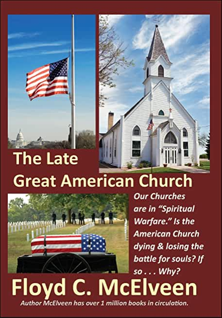 The Late Great American Church (English Edition)