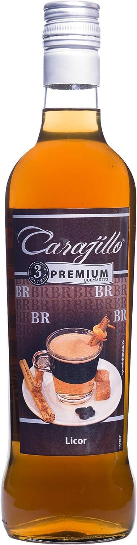 Carajillo 3 Colores Ron Brandy - 700 ml: Amazon.es ...