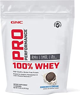 GNC Pro Performance 100 Whey - Cookies and Cream