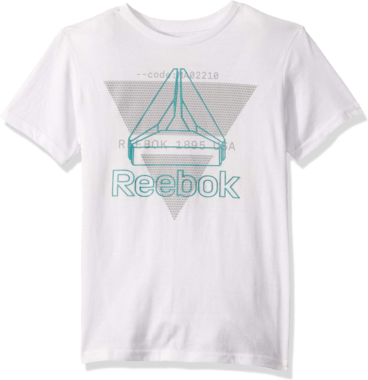 Reebok Boys' Short Sleeve Tee