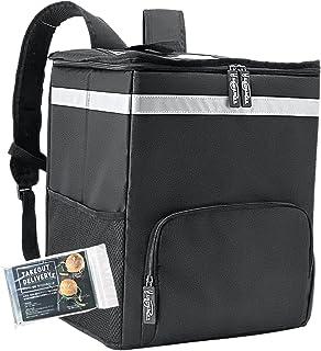 ウーバーイーツ 配達バッグ [緩衝材がセットですぐに使用可能] サバイバルシート付き ウーバー 配達用 保冷 保温 防水 YummyRun…
