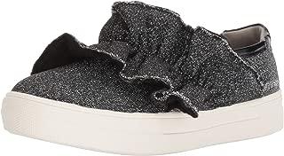NINA Kids Girls Ivani Low Top Slip On Fashion Sneaker US