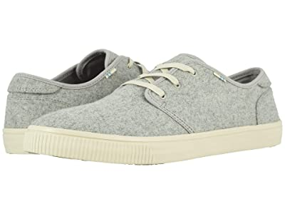 TOMS Carlo (Drizzle Grey Felt) Men