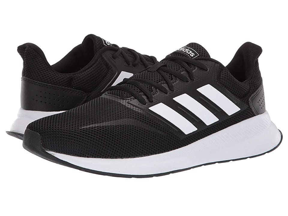 adidas Falcon (Core Black/Footwear White/Core Black) Men