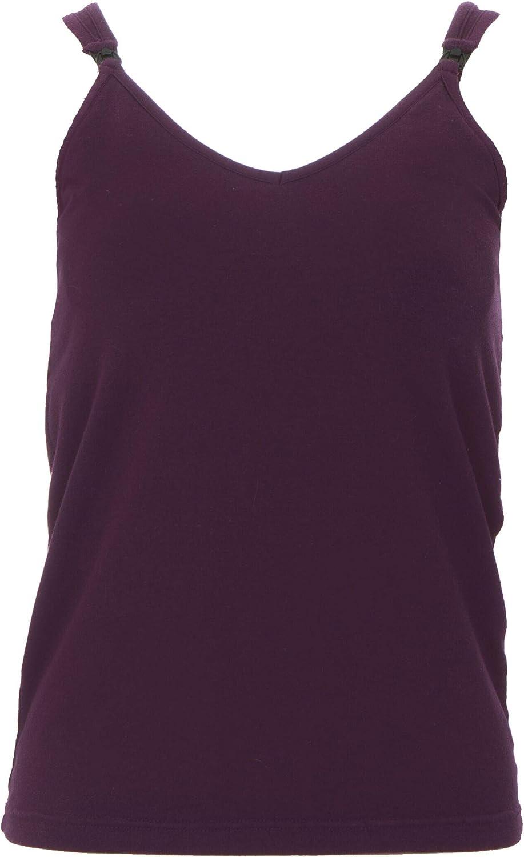 KicKee unisex Womenswear Solid Performance Nursing Max 78% OFF Tank Jersey
