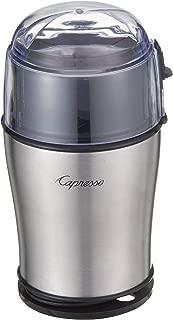 Capresso 506.05 Cool Grind Grinder, Silver