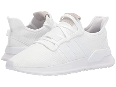 adidas Originals U_Path Run (Footwear White/Footwear White/Core Black) Men