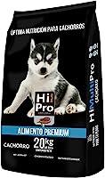 HI MULTI PRO Alimento Premium Cachorro 20 Kilos, 100% Balance Nutricional. con probióticos, Calcio y Proteínas de Alto...