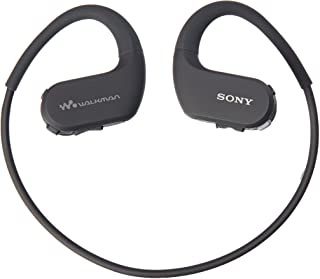 Sony NWWS413BM 4GB Sports Wearable MP3 Player (Black)