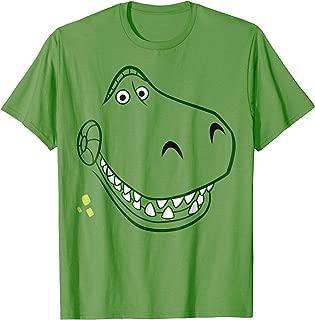 Pixar Toy Story Rex Halloween Graphic T-Shirt