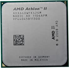 AMD Athlon II X4 640 3.0GHz 2MB Quad-core CPU Processor Socket AM2+ AM3 938-pin 95W