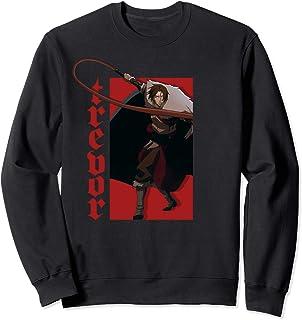 Netflix Castlevania Trevor Character Portrait Sweatshirt