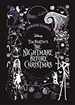 Disney Tim Burton's The Nightmare Before Christmas (Disney Animated Classics): A deluxe gift book of the classic film - co...