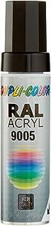 Dupli-Color 677236 lakstiften, 12 ml, DS 9005 diepzwart mat