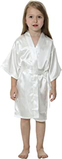 Image of Age 2 to 13 Sizes: Girls Kimono Robes - See More Solid Colors