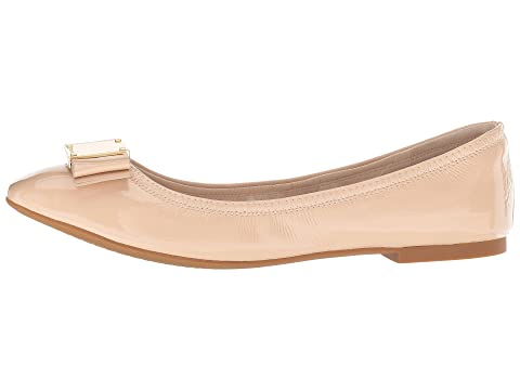 Modern Ballet Tali PatentTahitian Patent Barbados Haan Tide LeatherNude Cherry Cole Bow Ex4TqI6