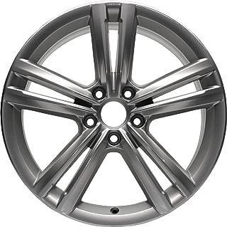 Partsynergy Replacement For New Aluminum Alloy Wheel Rim 18 Inch Fits 12-15 Volkswagen Passat 5-108mm 10 Spokes