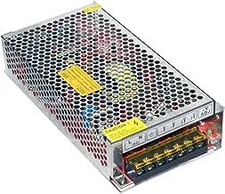 ALIMENTATORE 12V 30A TRASFORMATORE AMPERE STRISCE LED TELECAMERE STAMPANTE 3D