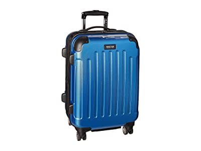Kenneth Cole Reaction Renegade Against The Law 20 Carry-On Luggage (Vivid Blue) Carry on Luggage