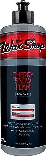 the Wax Shop 50961 Cherry Snow Foam Car Wash Detergent-16oz, 16. Fluid_Ounces