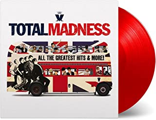 Total Madness (Ltd Red Vinyl) [Vinilo]