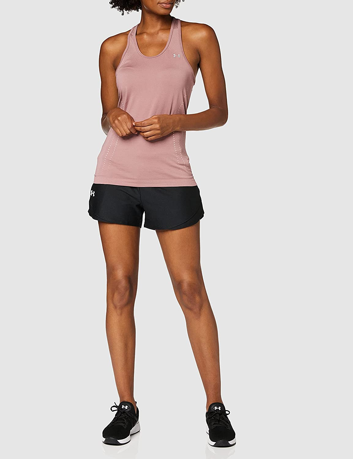 Under Armour Women's Play Up 3.0 Shorts : Sports & Outdoors