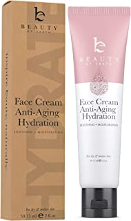 Face Cream Anti Aging Hydration - Natural & Organic Ingredients, Face Moisturizer for Dry Skin, Anti Aging Face Cream, Ant...